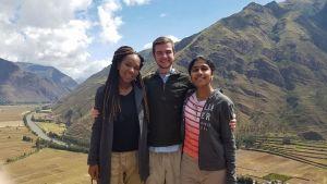 Lombardi trip to Peru 2016