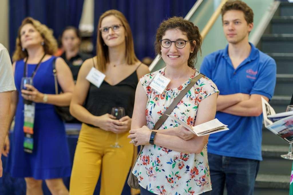 MHP Alumni-Student Reception